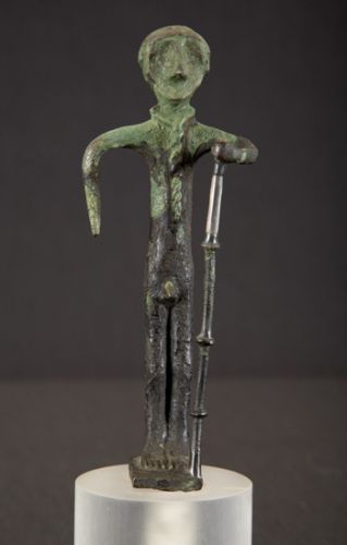 Bronzetto pozzo Genoni