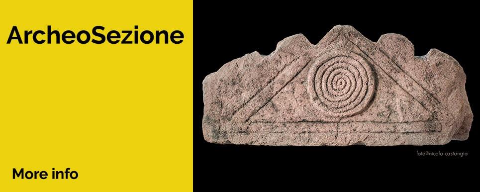 Sezione Archeologica PARC Genoni