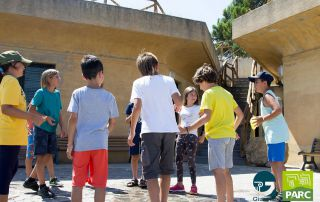 Giochi d'acqua al Museo di Genoni