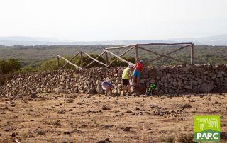 Esplorazione nel Parco della Giara
