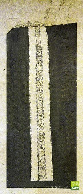 Stratigrafia pozzo Santu Antine - Genoni