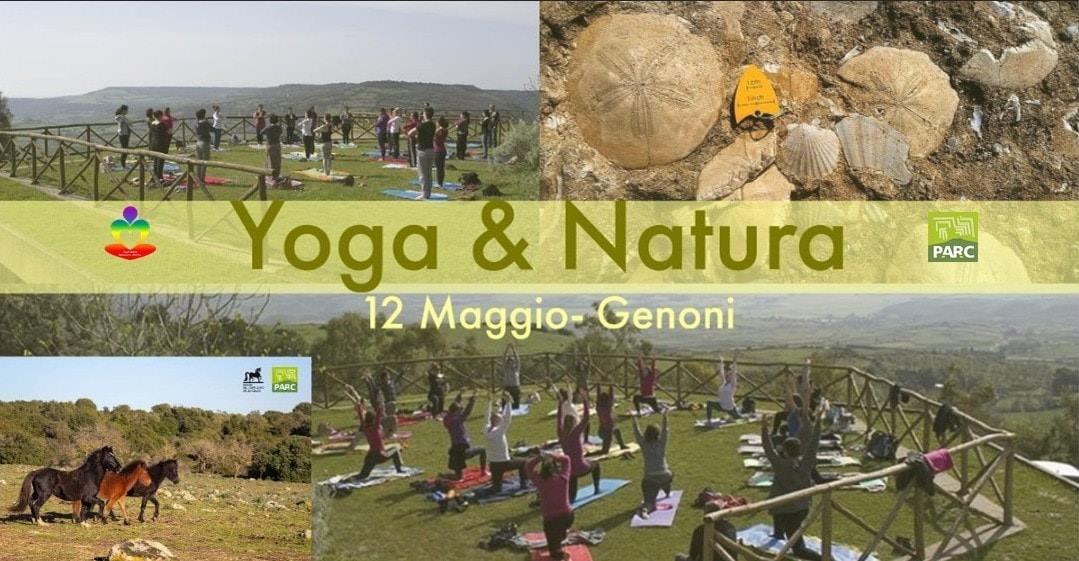 Evento Yoga e Natura