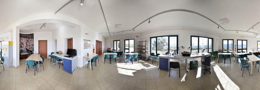 Laboratorio didattico PARC museo